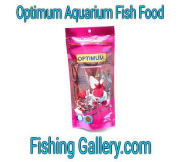 Fish Food OPTIMUM-100gm-Thailand