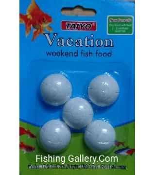 Weekend Fish Food