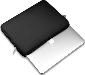 """Laptop Notebook Cover 14 """"- black"""