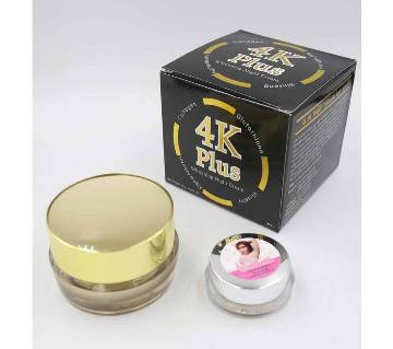 4K Plus Whitening Night Cream-20gm-Thailand