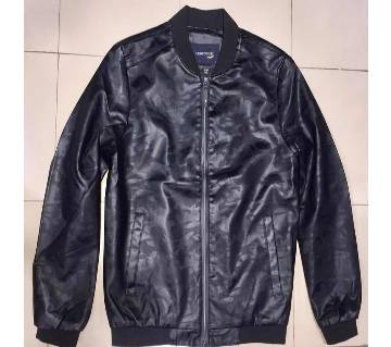 Mens Winter Jacket Artificial Leather China