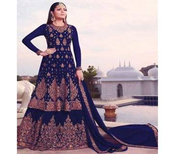 Indian Weightless Soft Georgette Long Frock