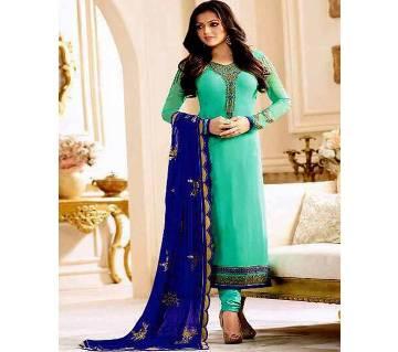 Unstitched Indian Weightless Georgette Salwar Kameez