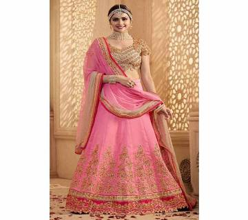Unstitched Indian Weightless Soft Georgette Lehenga