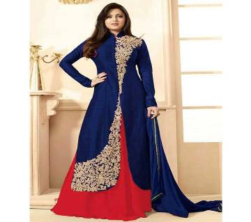 Indian Weightless Soft Georgette Embroidery Lehenga