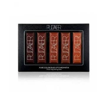 Pudaier Lipstick Set