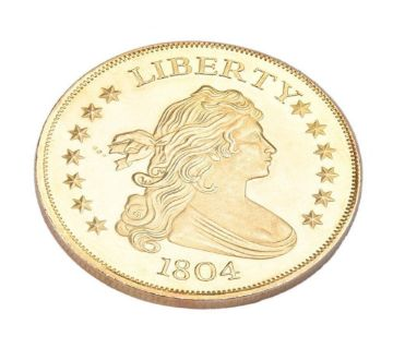 The Statue Of Liberty United States Aamerica coin