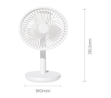 Xiaomi Mijia Solove USB Desktop Fan 4000mAh Battery Capacity