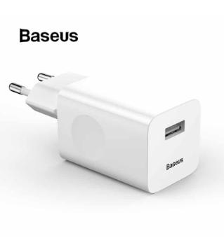 Baseus 24W Quick Charge 3.0 USB Charger for iPhone X xr QC3.0 Xiaomi