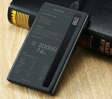 REMAX Linon Pro Power Bank 20000Mah