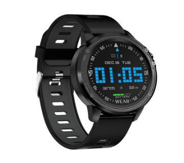 Microwear L8 Full Touch Screen Smart Watch