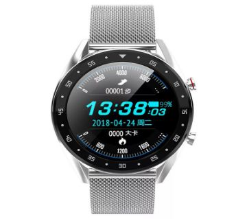 Microwear L7 Smart Watch (Edge To Edge Screen)