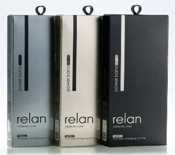 REMAX RPP-65 Power Bank 10000mAh with USB Charger