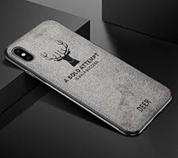 Deer Cloth Phone Cases For iphone X