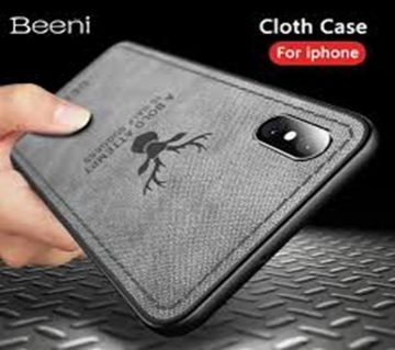 Deer Cloth Phone Cases For iphone Xs  Max