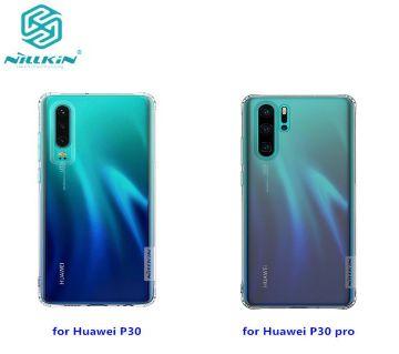 Nillkin Nature TPU Silicone Case for Huawei P30, Huawei P30 Pro