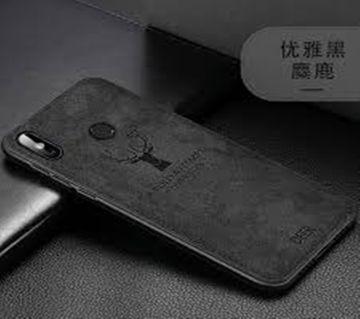 Deer Cloth Case Redmi Note 5pro-black