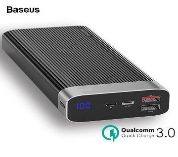 Baseus 20000mAh QC 3.0 Power Bank with LED Display