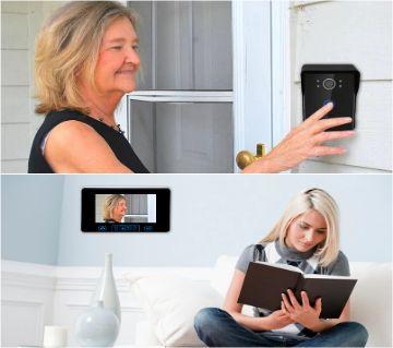 Saful 7 Wireless Video Door Phone Intercom