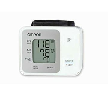 omron hem 6121 blood pressure monitor