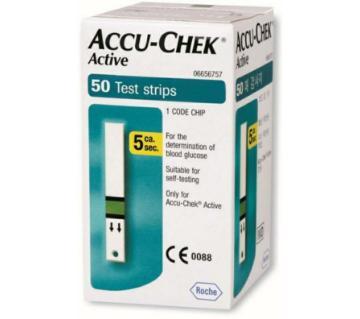 accu chek active test strip
