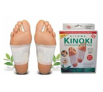 Kinoki Cleansing Detox Foot Pad - 10 Pads