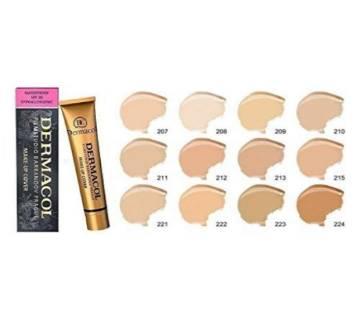 Dermacol Makeup Coverage Foundation 30ml UK