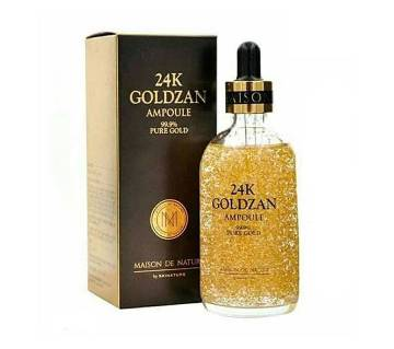 COVERCOCO_LONDON 24K Luxury Gold Ampoule 30ml UK