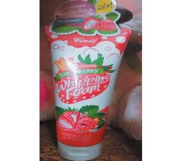 Civic Strawberry princess whipping foam 150g Thailand