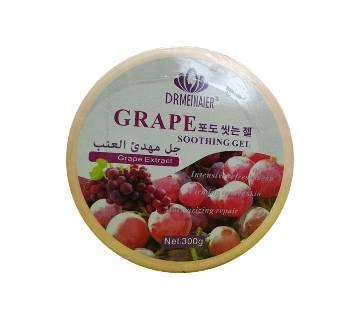 Grape Soothing Gel 300g China