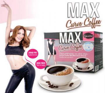 Max Slimming Coffee-15g-Thailand