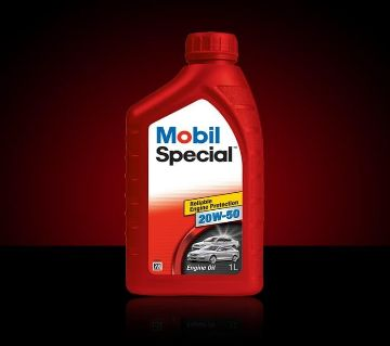 Mobil Special - 20W-50 Engine Oil - 1 Liter