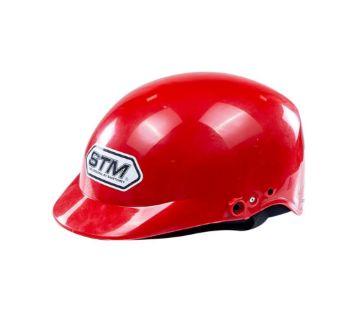 STM Cap Style New Version Bike Helmet Red