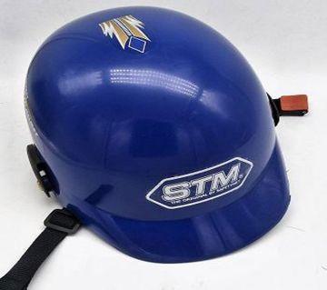 STM Cap Style New Version Bike Helmet Blue