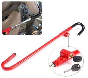 Typer Steering Wheel Lock - Red