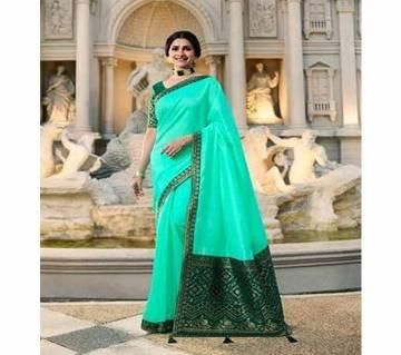 Vinay Fashion LLP Silk Sharee