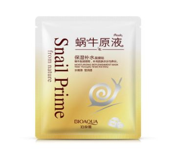 Snail Prime from Nature Sheet Mask-30g