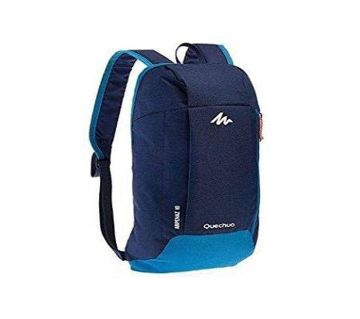 small travel back pack-blue