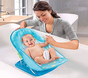 ibaby deluxe baby bather-