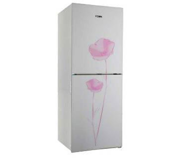 Vision GD Refrigerator RE-222 L White Flower-TM - Code 827704