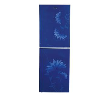 Vision Refrigerator RE-238 L Lotus Flower Blue-BM - Code 823390