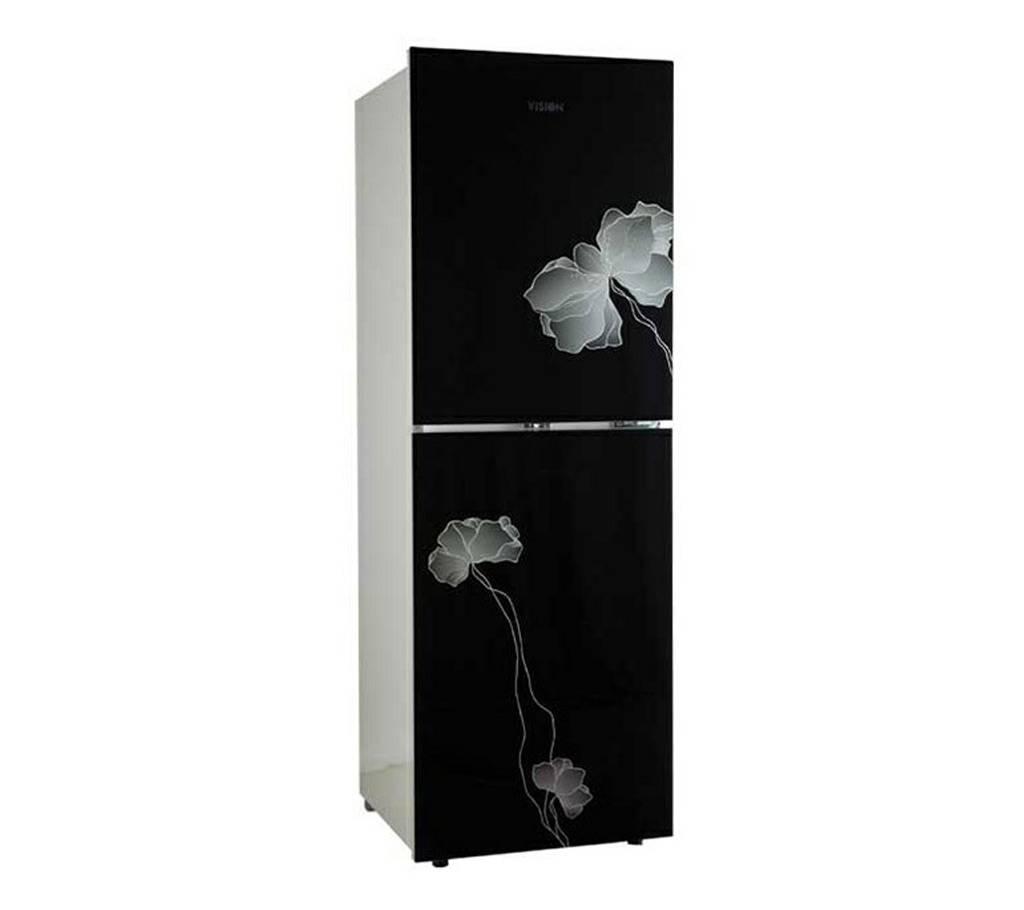 Vision GD রেফ্রিজারেটর RE-262 L Black Flower-1-TM - Code 827717 বাংলাদেশ - 995280
