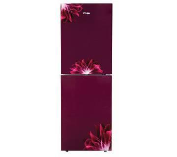 Vision GD Refrigerator RE-262L Red Flower-TM [Code: 823346]