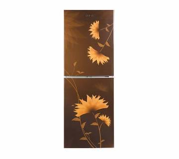 Vision Refrigerator RE-252 L Lotus Flower Brown-BM [Code: 823393]