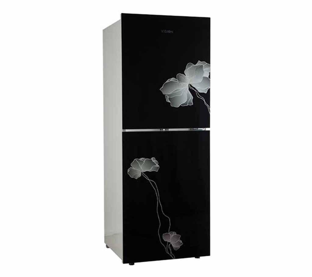 Vision GD রেফ্রিজারেটর RE-252 L Black Flower-1-TM - Code 827716 বাংলাদেশ - 995349