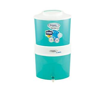 Drinkit Classic Water Purifier-Green [Code: 92547]