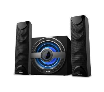 Vision 2:1 MULTIMEDIA SPEAKER- LOUD-201 [Code: 823477]