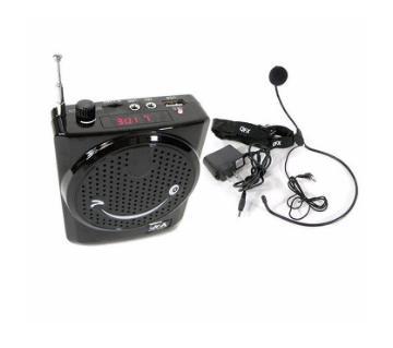 rechargeable loud speaker