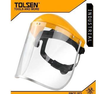 TOLSEN Industrial Face Shield Rachet Adjustment Suspension 45182