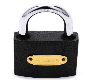 TOLSEN Heavy Duty Iron Padlock with 3 Iron Keys (50mm (260g) 55135